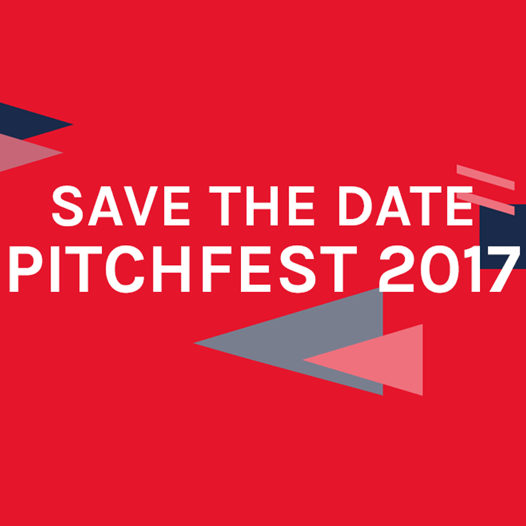 SAVE THE DATE: Welcome to Pitchfest 2017