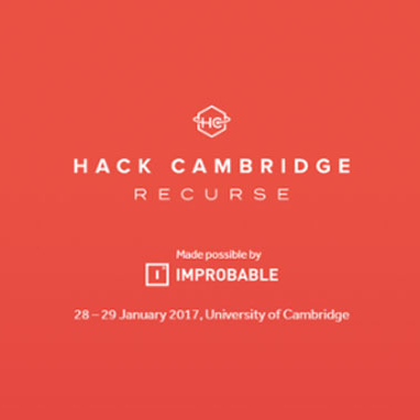 Argon Design teams up with Hack Cambridge