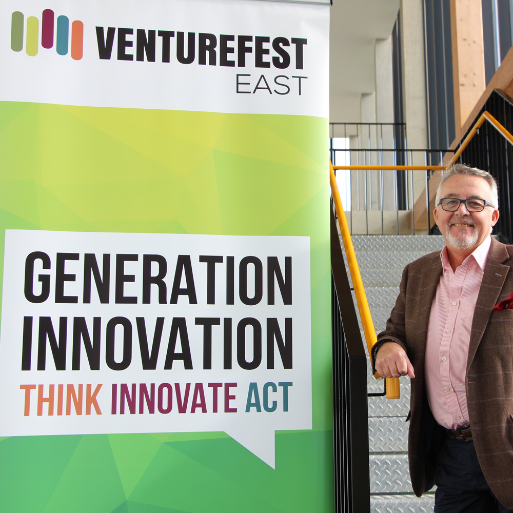 Top 5 Reasons to visit Venturefest East