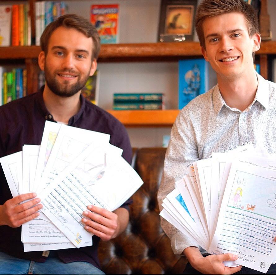 Ed-Tech Entrepreneurs Smashed Kickstarter Goal