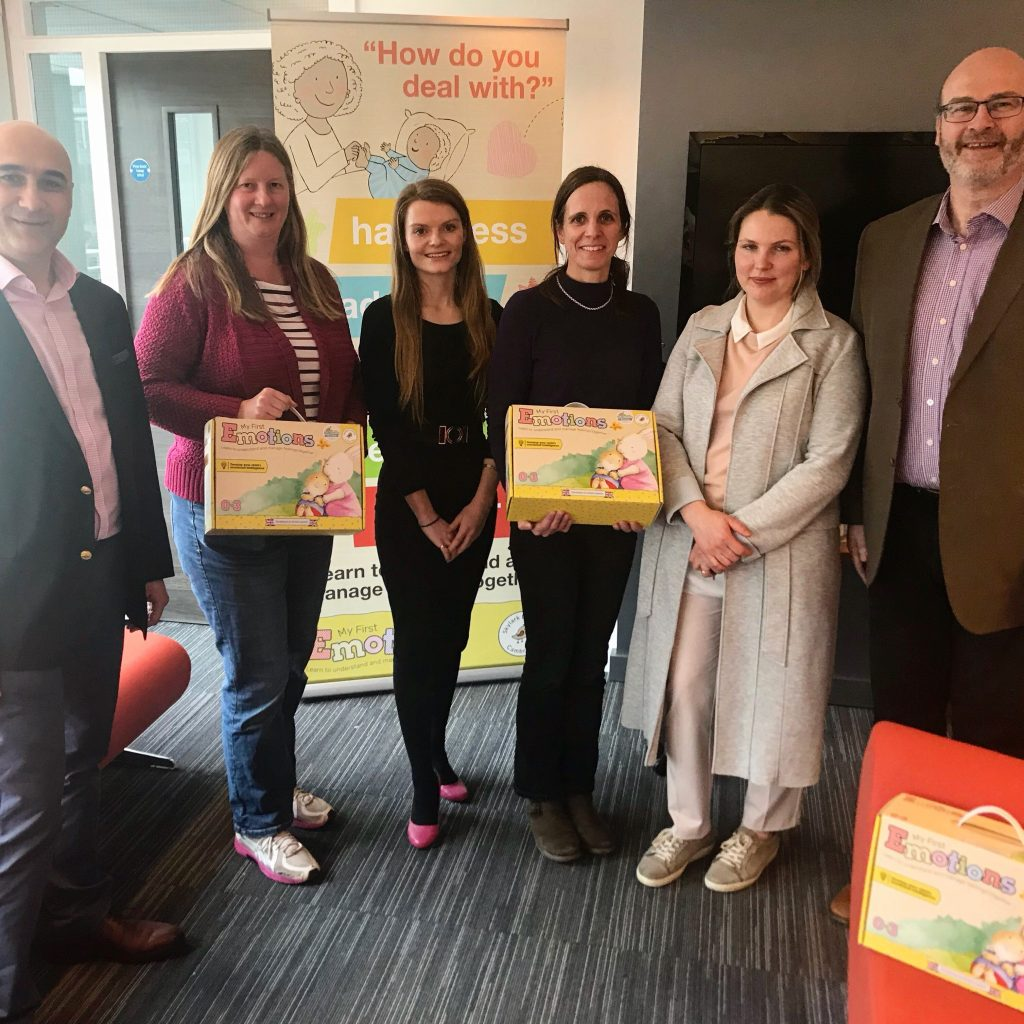 Local Cambridge Company Supports World Autism Awareness Week