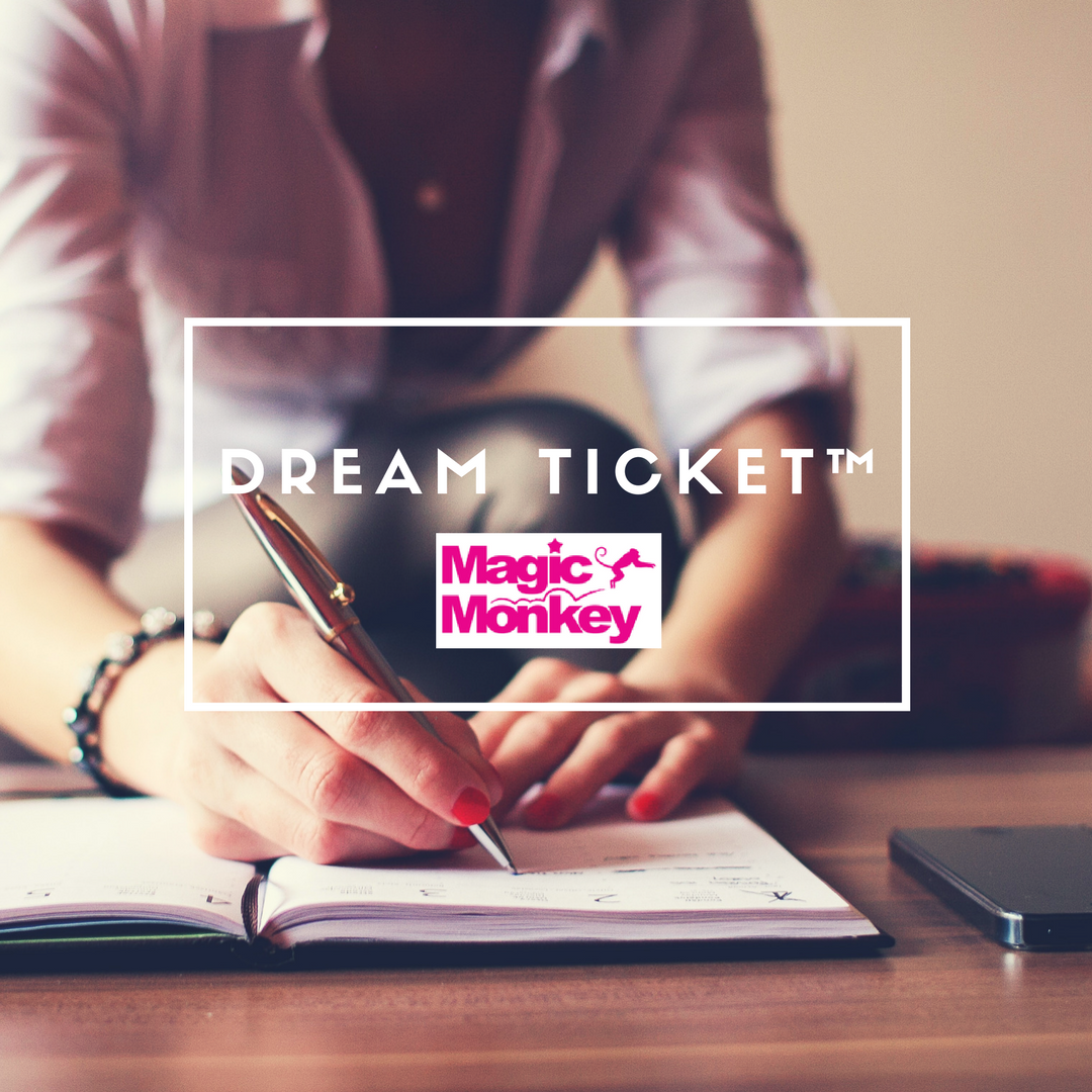 PAST EVENT: Dream Ticket™ Seminar