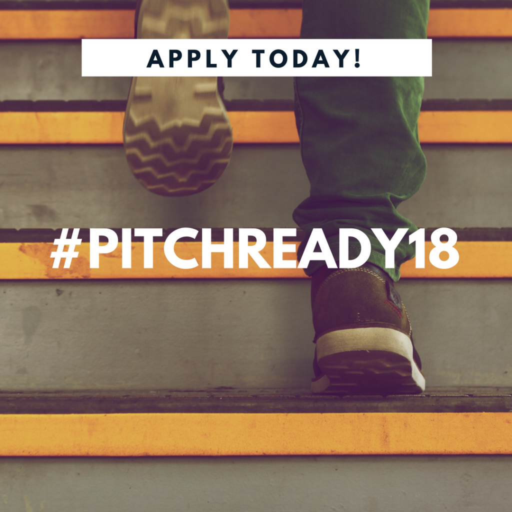 Pitchfest 2018 – Spring Edition