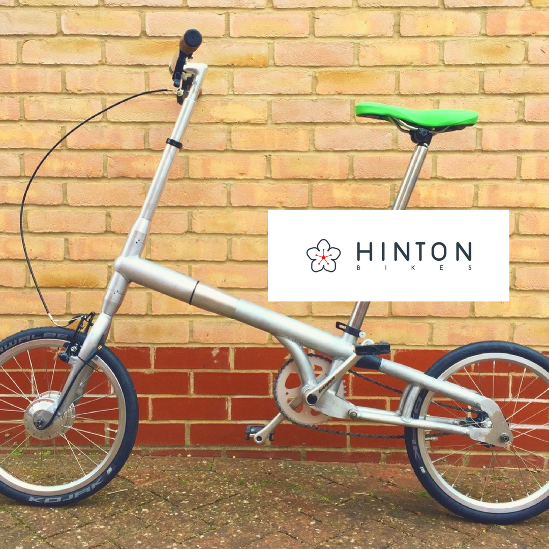 PITCHFEST SPOTLIGHT:Hinton Bikes wants you to reclaim your city with an ebike