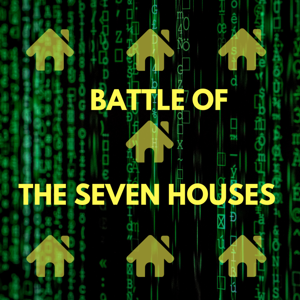 PAST EVENT – Charity Quiz: Battle of the Seven Houses