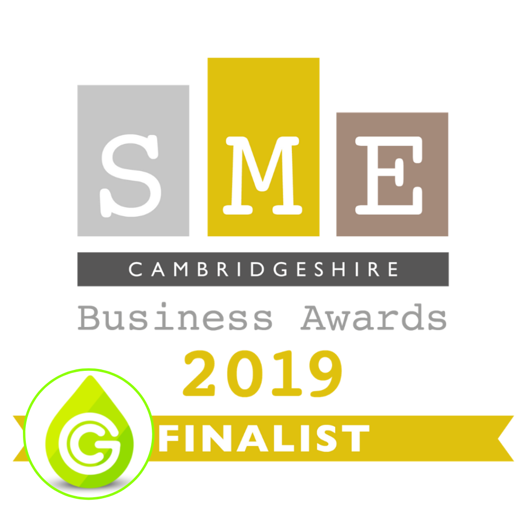 Green Custard in the final for Business of the Year 2019