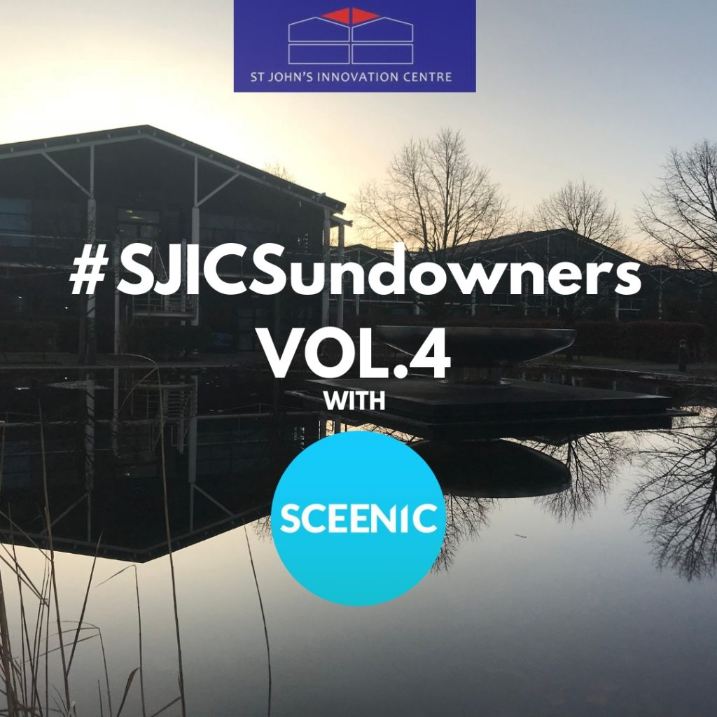 PAST EVENT-SJIC Sundowners VOL.4 with Sceenic