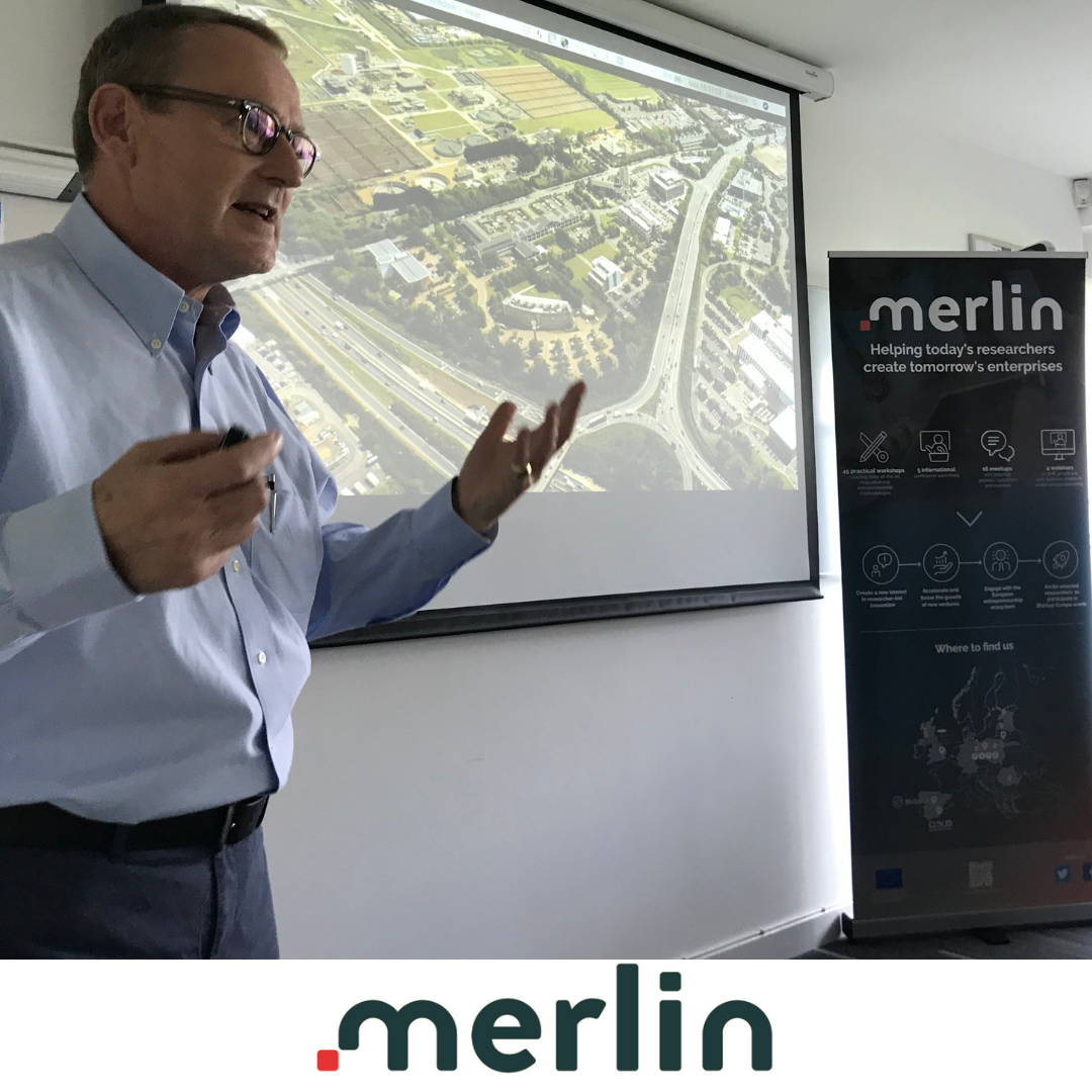 PAST EVENT: MERLIN ICT Webinar: Finance for Growth