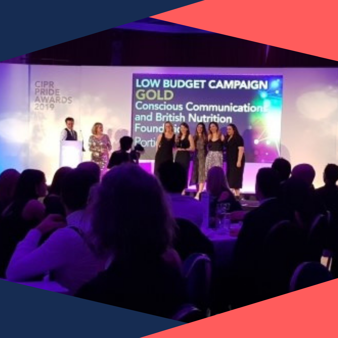 Conscious Communications: CIPR Awards 2019 Champs