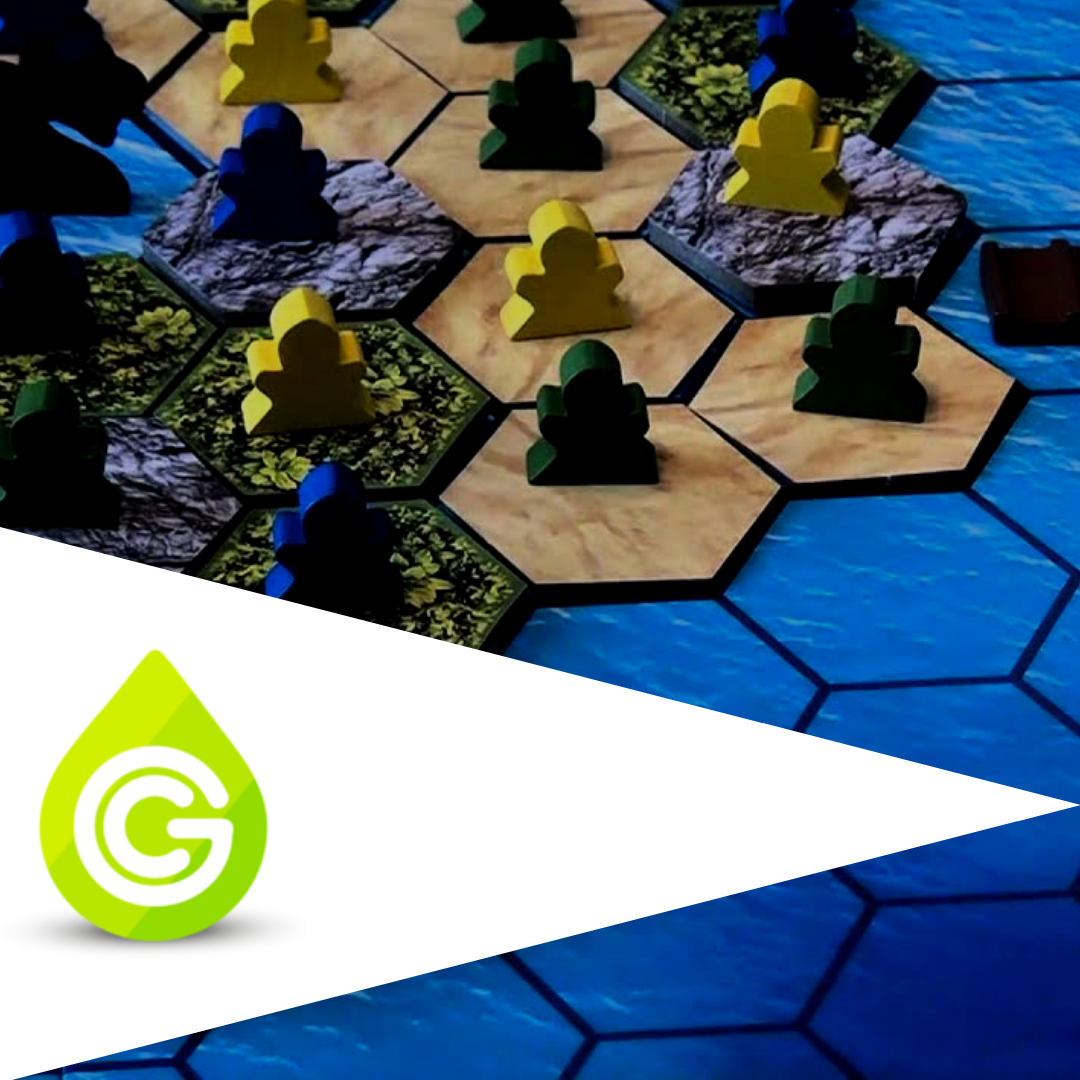 Green Custard Launches St John's Board Gaming Group
