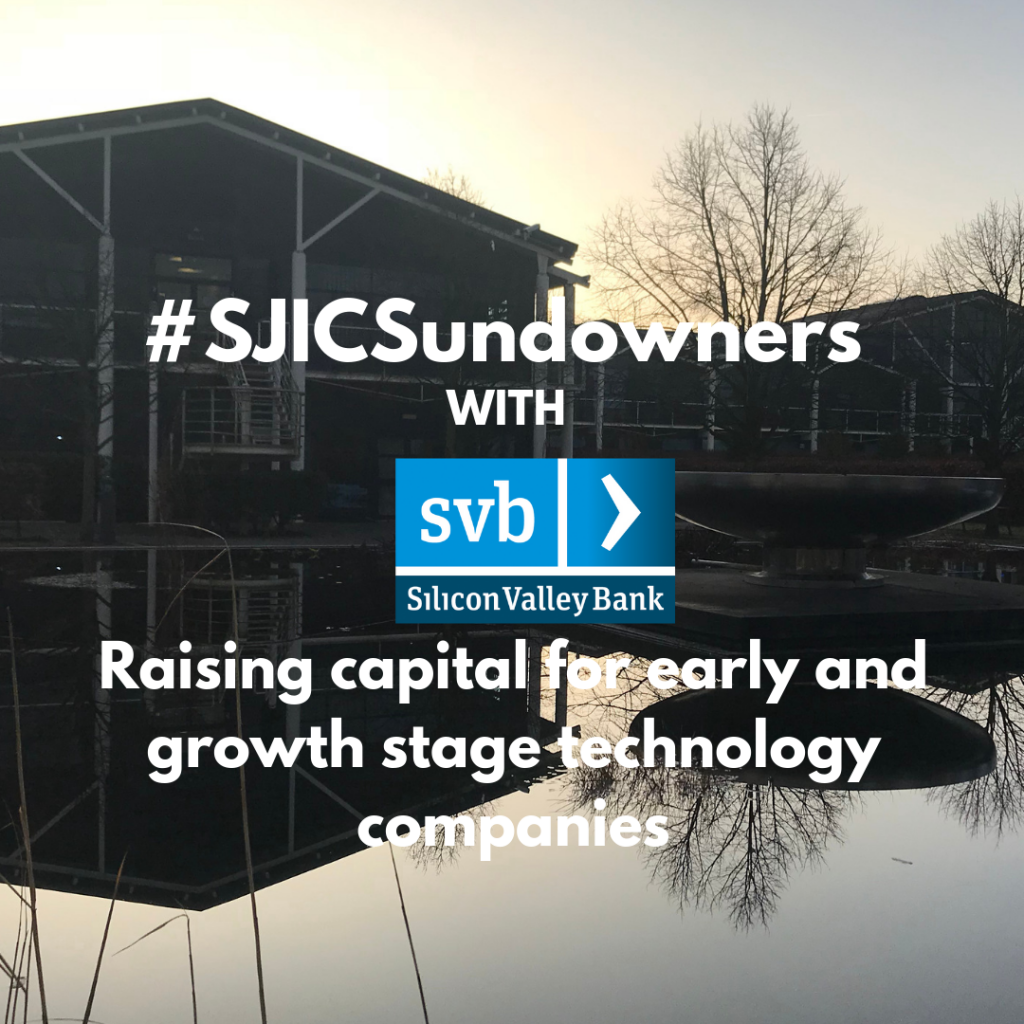 PAST EVENT: SJIC Sundowners with SVB