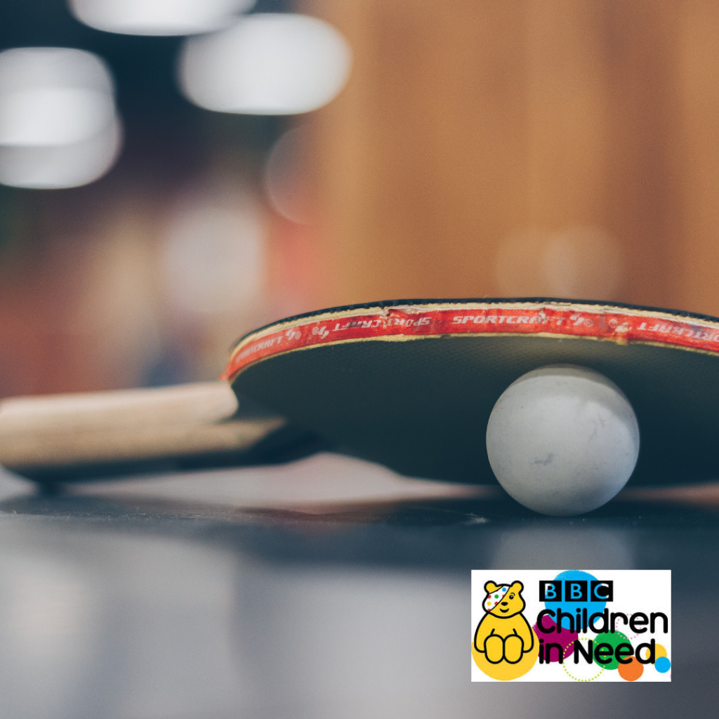 SJIC Children in Need – Doubles Table Tennis Tournament