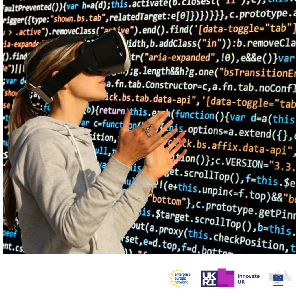Call for innovative companies in immersive tech space
