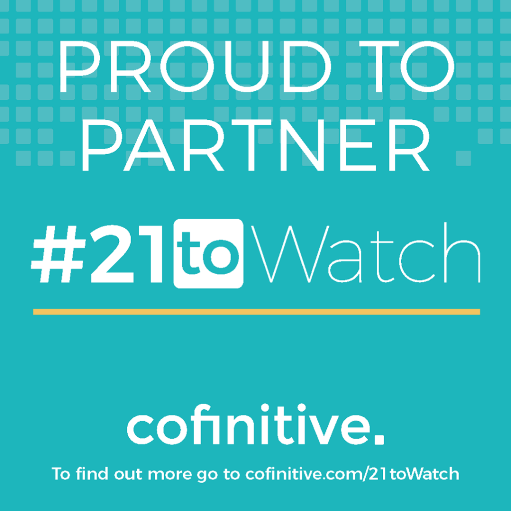 St John's Innovation Centre supports #21toWatch Campaign