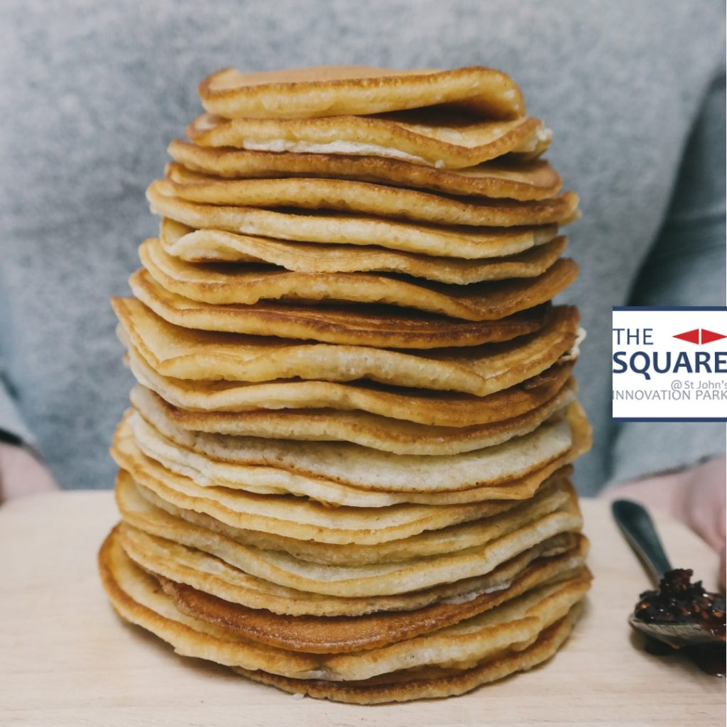 25.02.20: Pancake Day at The Square Café
