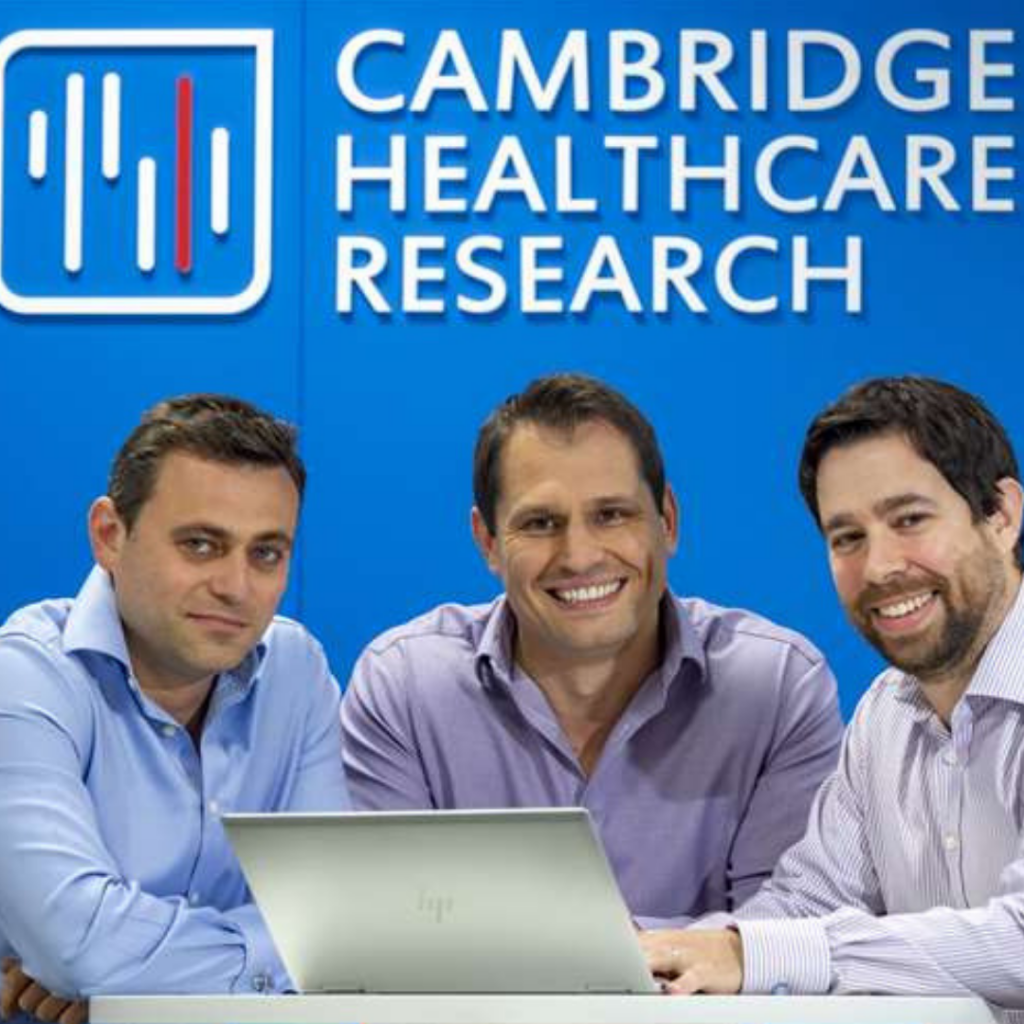 Cambridge Healthcare Research with Queen's 2020 Award