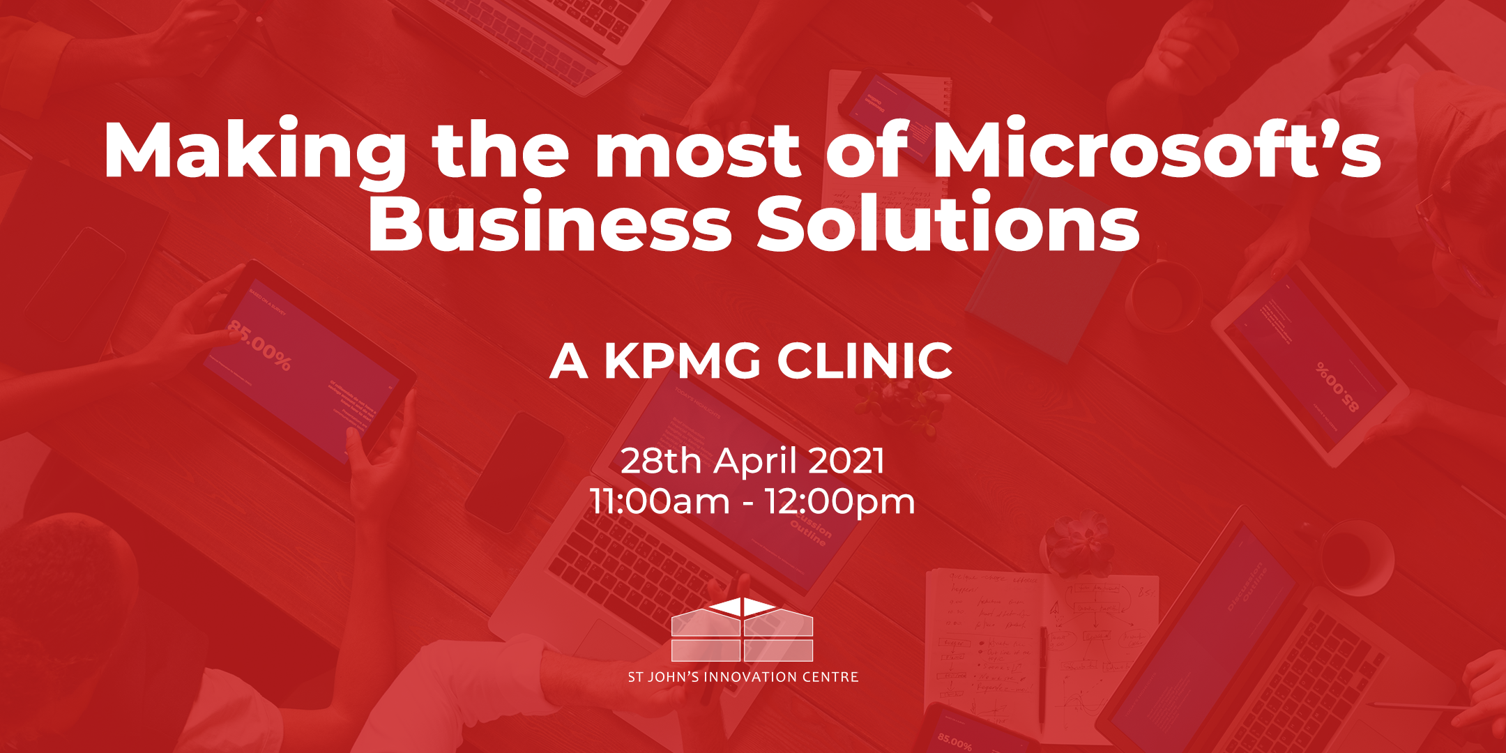 Making the most of Microsoft's Business Solutions: a KPMG clinic